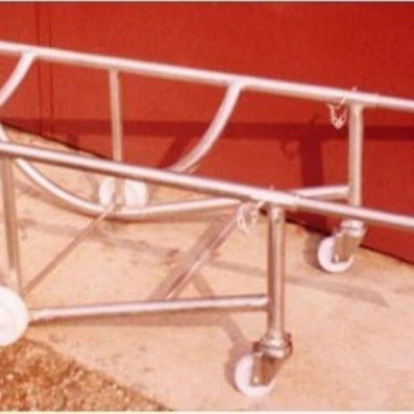 carrello porta fusti