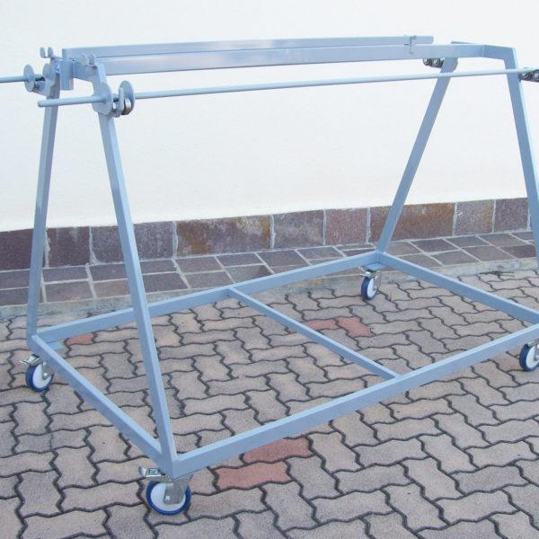 carrello porta rotoli