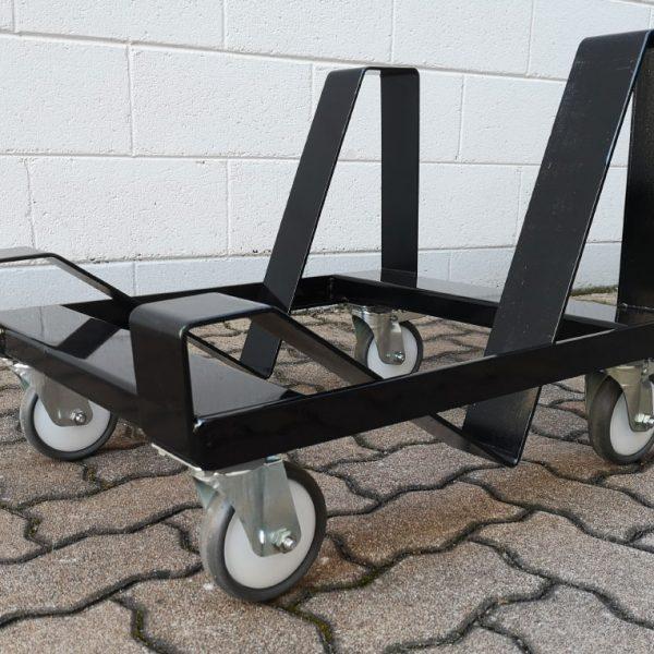 Carrello porta sedie
